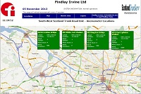 Findlay Irvine's Windalert data management